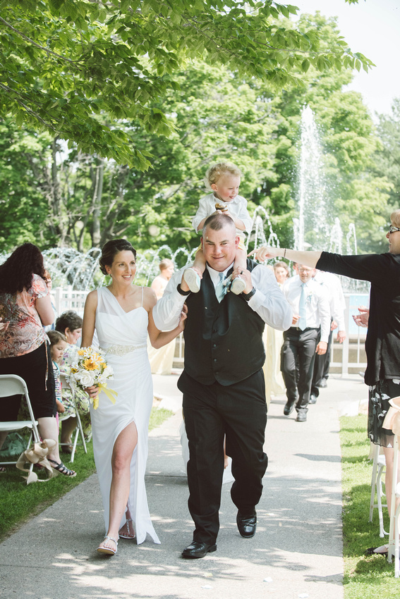 Sault Ste Marie Michigan Wedding