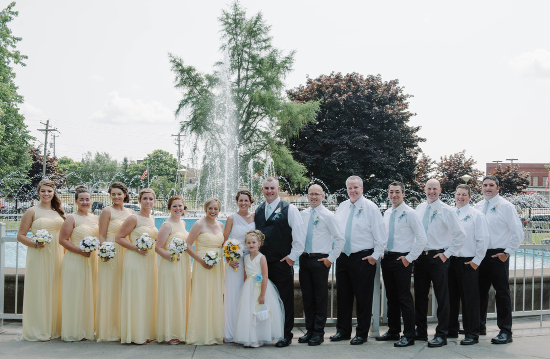 sault ste marie wedding